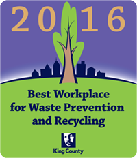 Best Workplace for Waste Prevention and Recycling